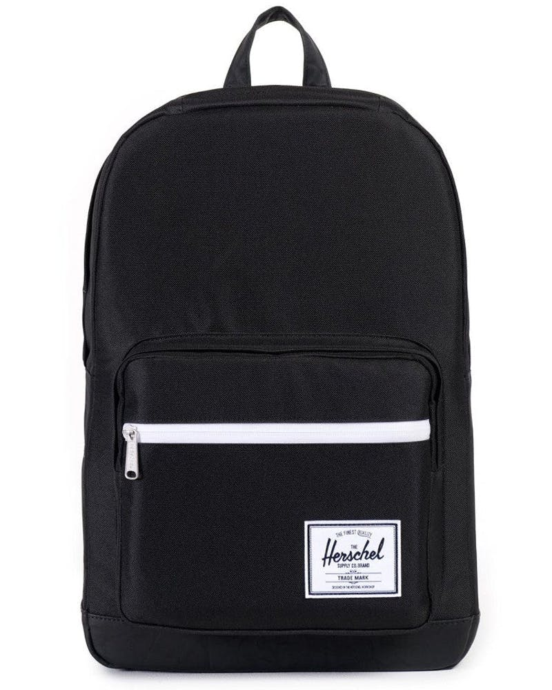 Herschel Bag Co Pop Quiz Backpack Black/Black