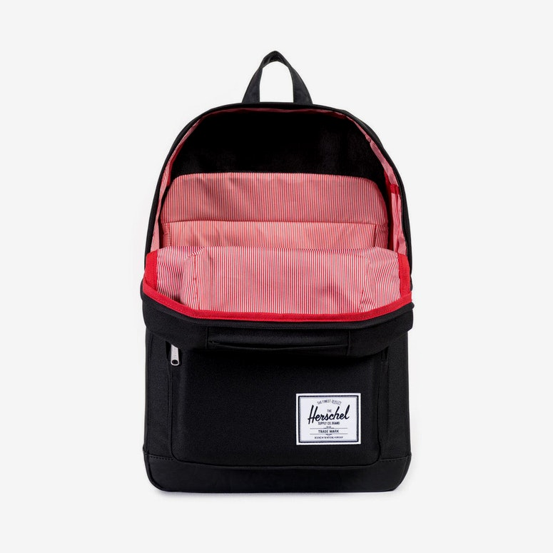 Pop Quiz Backpack Black/black