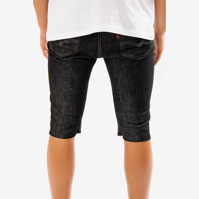 510 Skinnny Short Dark Denim