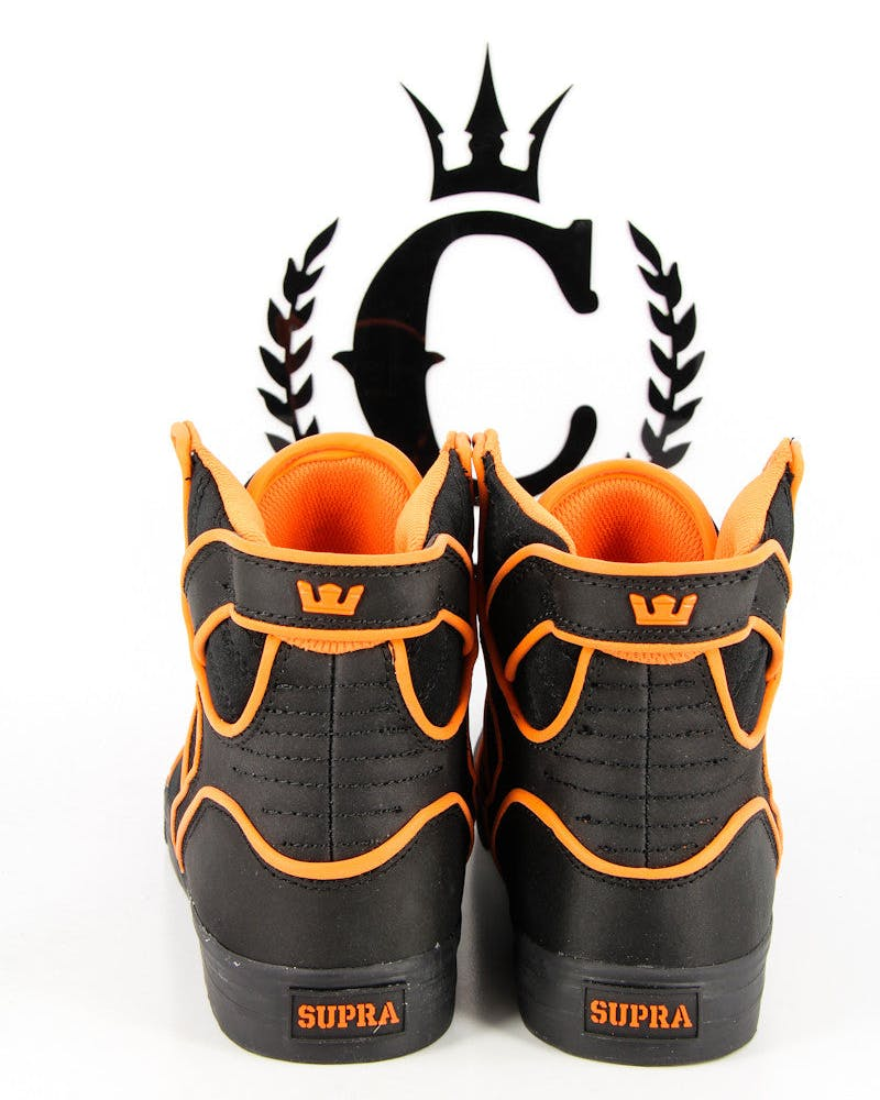 Skytop Black/orange/bl