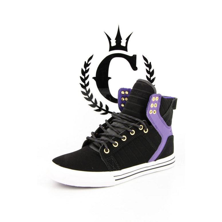 Skytop Black/purple/wh