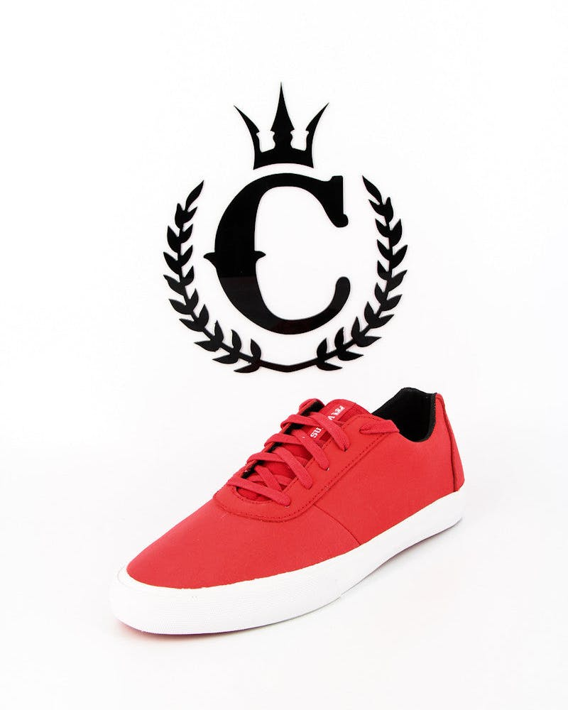 Supra Cuttler Love Red/white