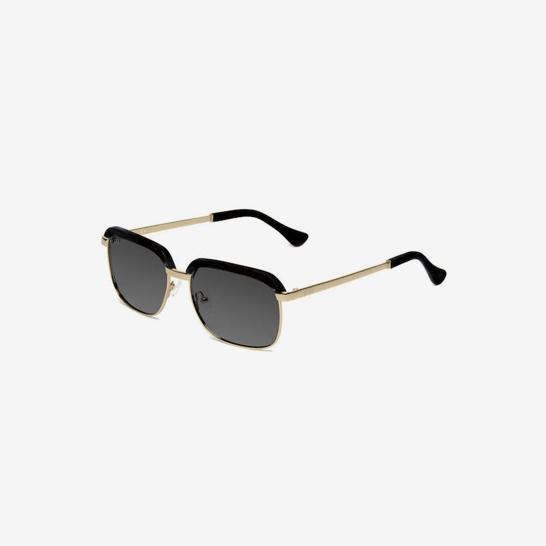 A+ Sunglasses Black/gold/blac