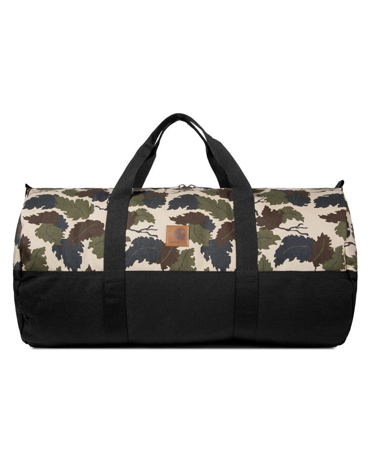 Adam Duffle Bag Camo/black