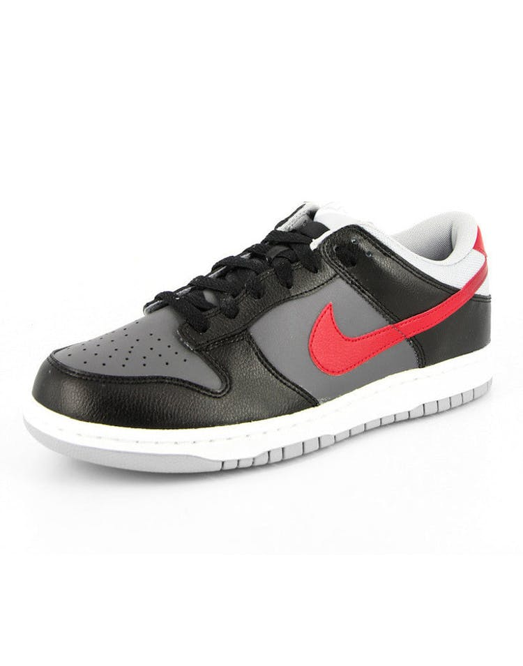 low priced fe24d 4ed29 Nike Dunk Low Grey/red/black