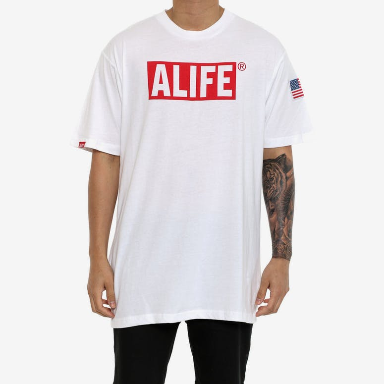Stuck up Tee White