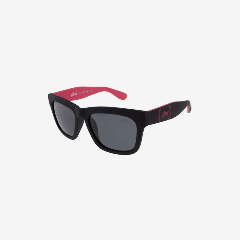 Avery Sunglasses Black/pink