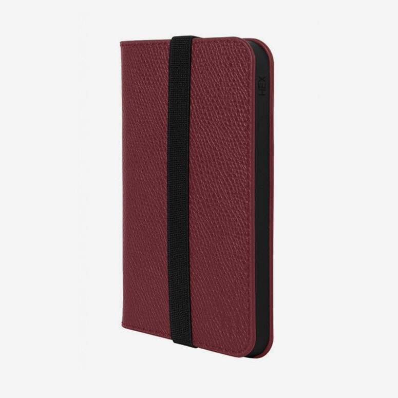 Axis Wallet Red