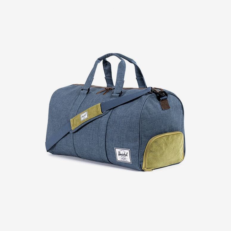 Novel Crosshatch Bag 2 Denim