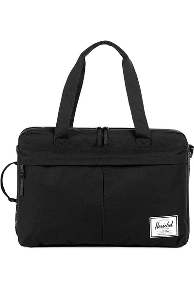 Bowen Travel Duffle Black