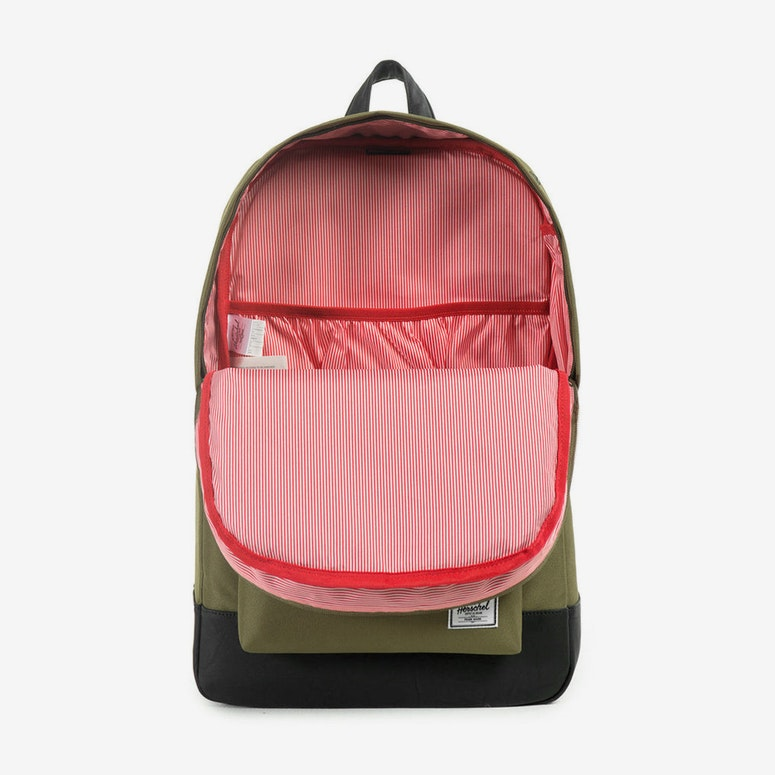 Heritage Backpack 2 Army Green/blac