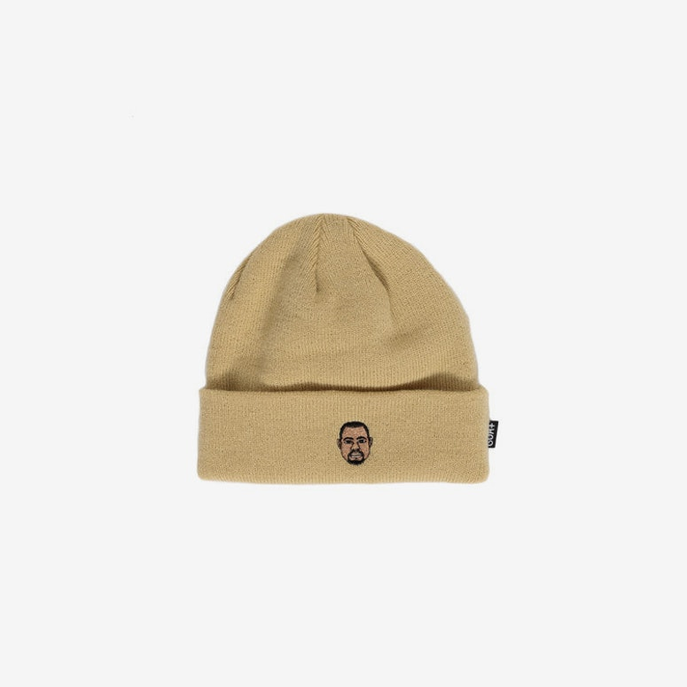 YE Mini Head Beanie Tan