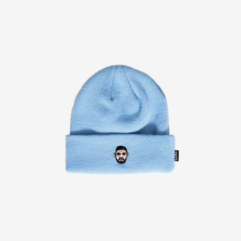 Goat Crew Drake Mini Head Beanie Blue – Culture Kings 53b4d3946c4a
