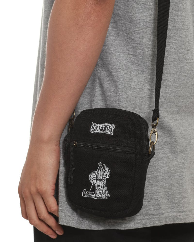 Draft Day Stealth Pouch Black