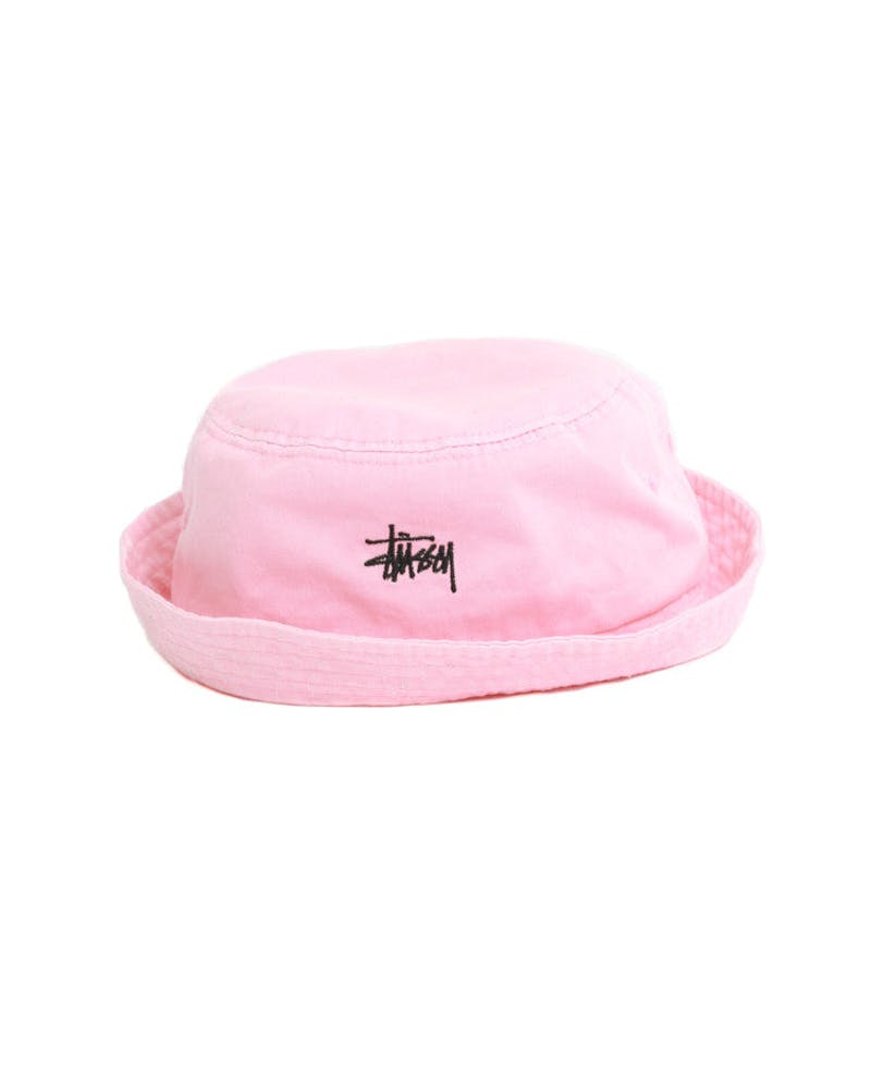 Basic Washed Bucket Pink