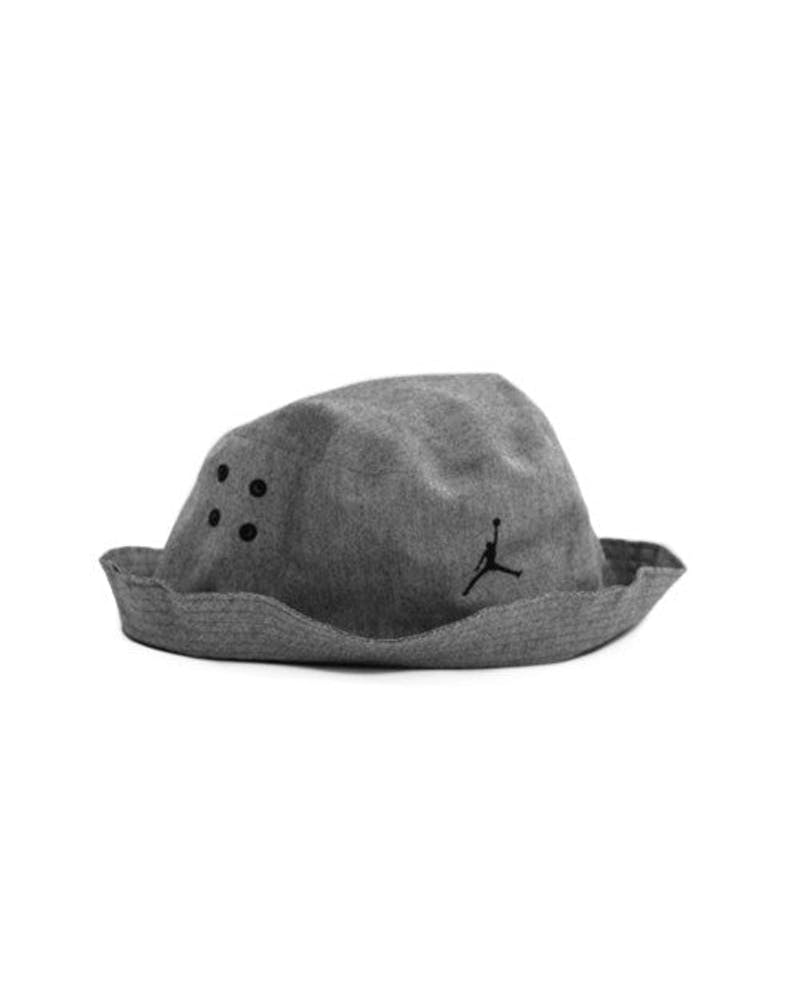 23 Lux Bucket Hat Grey Heather/bl