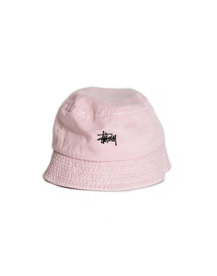 9008075da Basic Pigment Bucket Hat Pink