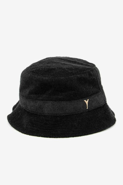 Torre Bucket Hat Black/gold