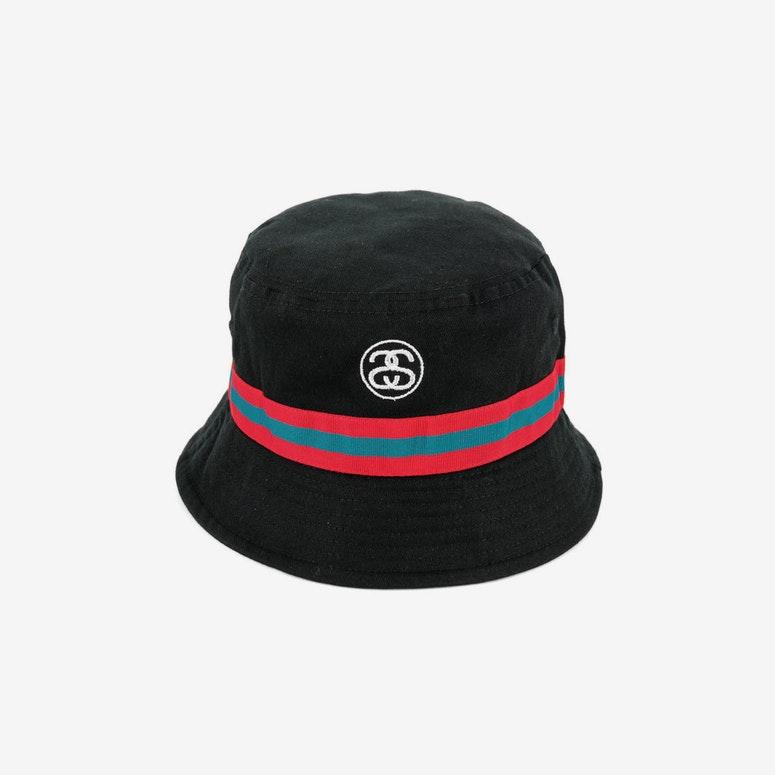 088d8dd8bf2 Stussy Link Band Bucket Black – Culture Kings