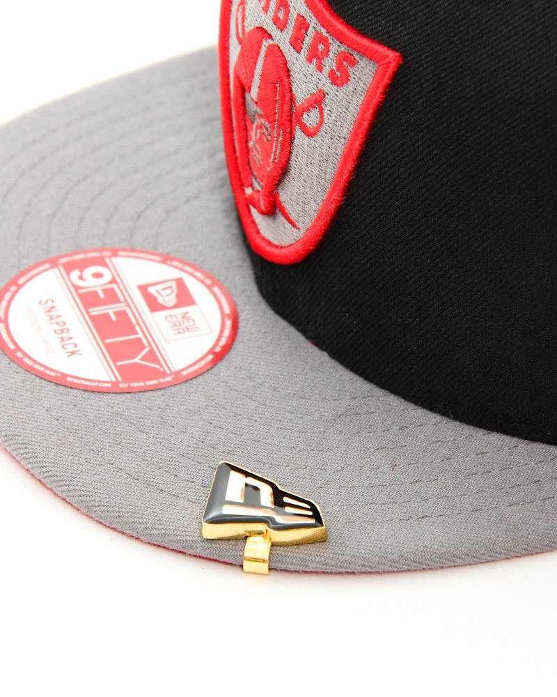 New Era Cap Bite Black/gold