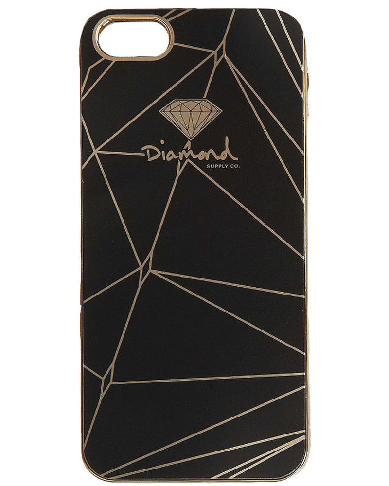 Iphone Case Lines Black