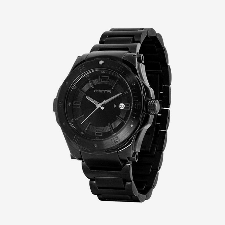 Mstr Icon SS Band Black/black