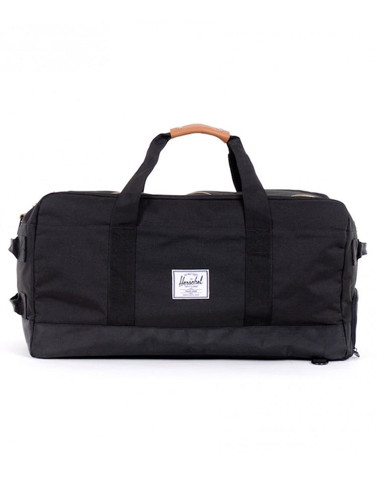 Outfitter Travel Bag Black