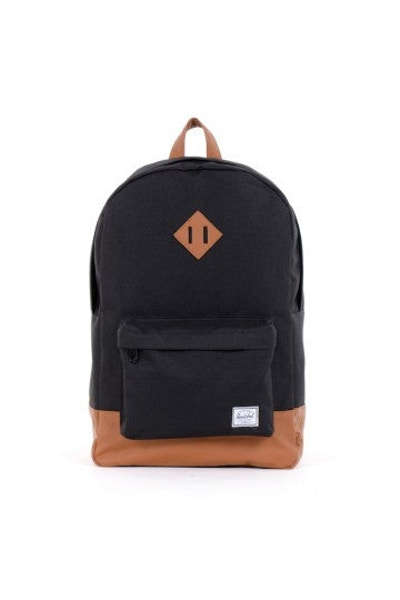 Heritage Backpack Black/brown