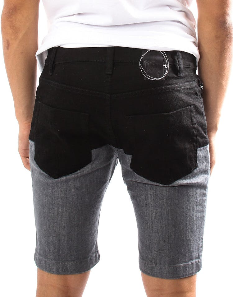 Twice Short Black/charcoal