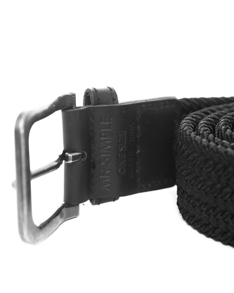 Goldwin Belt Black