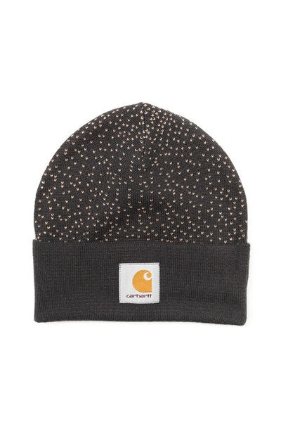Stanton Watch Beanie Charcoal