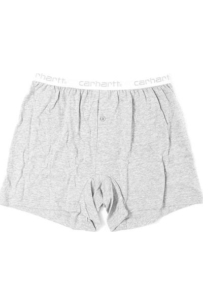 Trunk Short Grey Heather