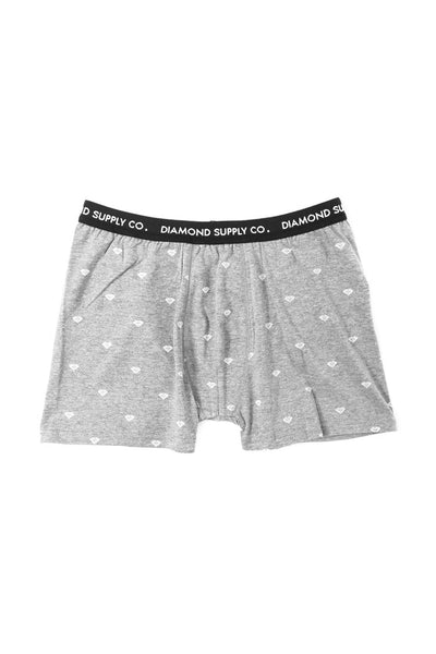 Brilliant Brief Heather Grey
