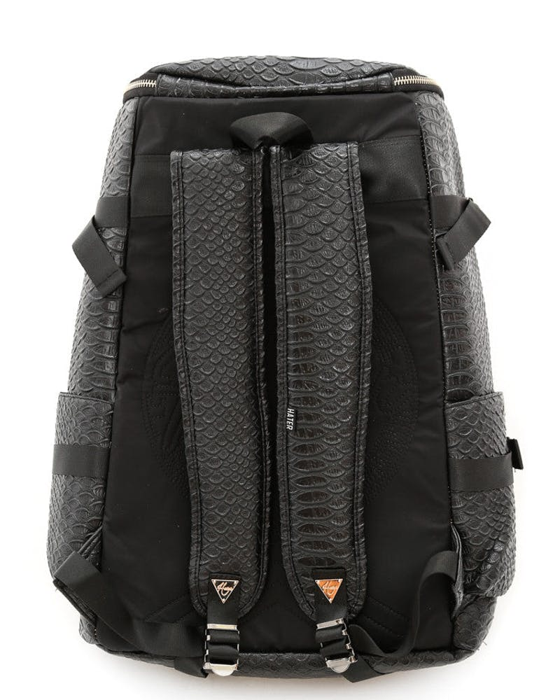 Pharaoh Backpack Black/croc