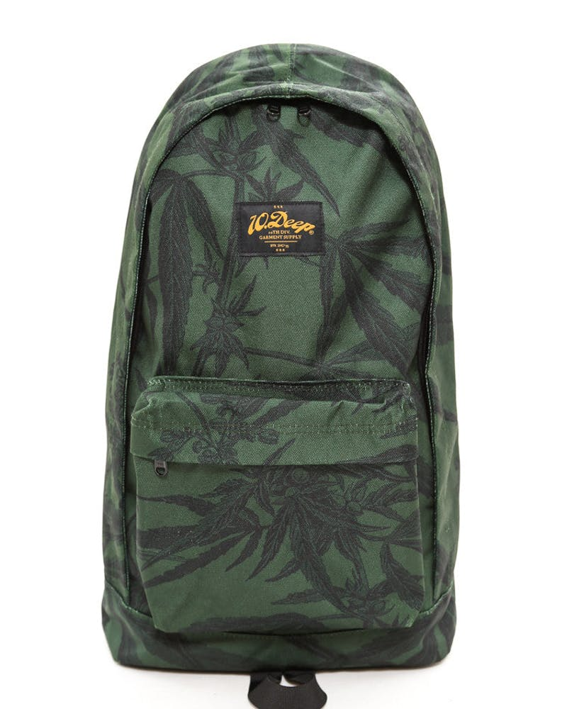 M-jane Trail Backpack Green/white