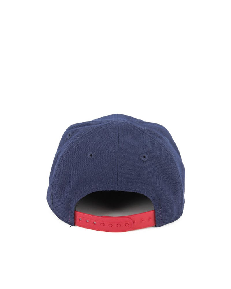 Cleveland Indians MY 1st Navy/red