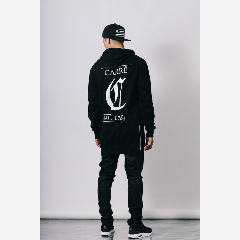 Establish Vaurien Long Sleeve HD Black