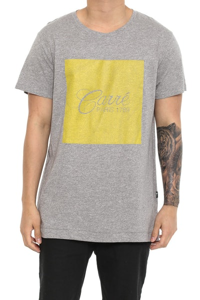 Staple Script Statique SS Tee Grey