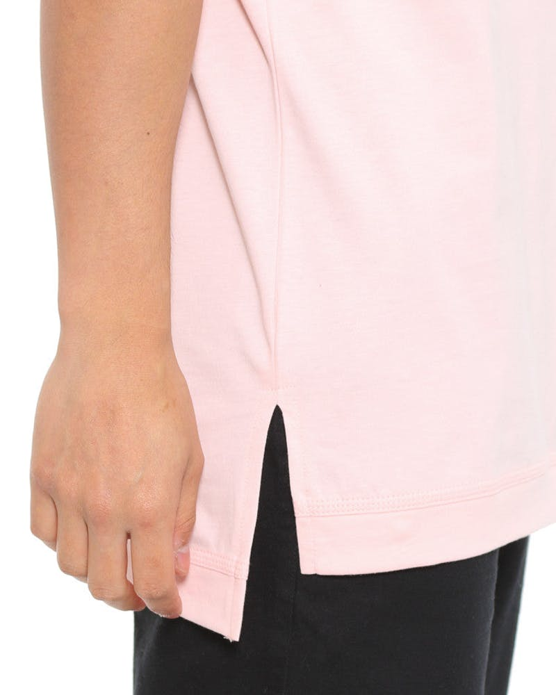 Staple Script Statique SS Tee Pink