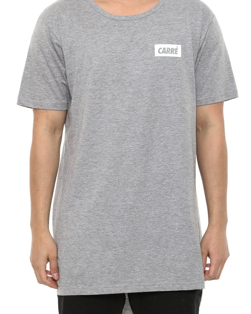 Transmission Droptail Tee Grey
