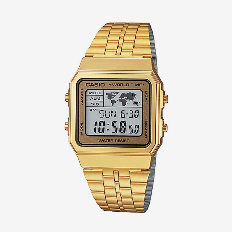 A500wga Gents Digital Gold