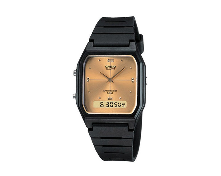 Aw48he Duo Gents Black/gold