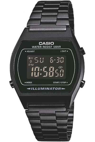 Casio Digital Led Black/black