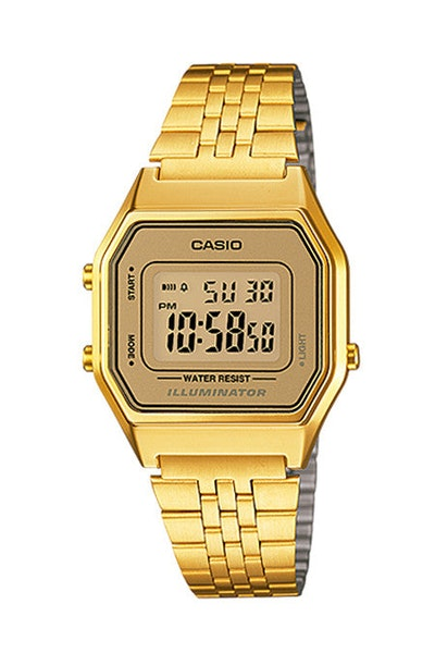 La680wga Ladies Digital Gold