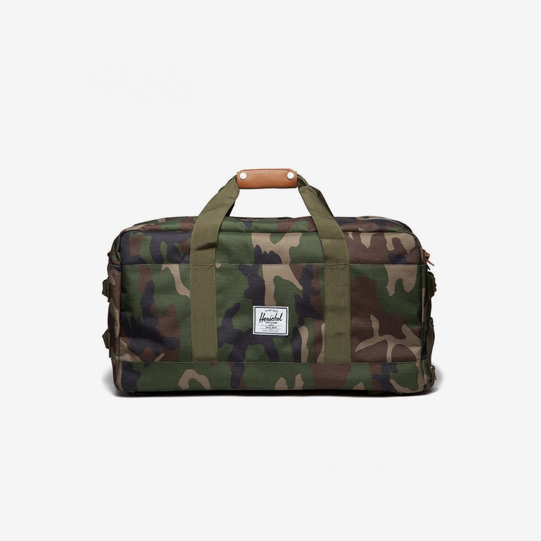 Outfitter Travel Bag Camo