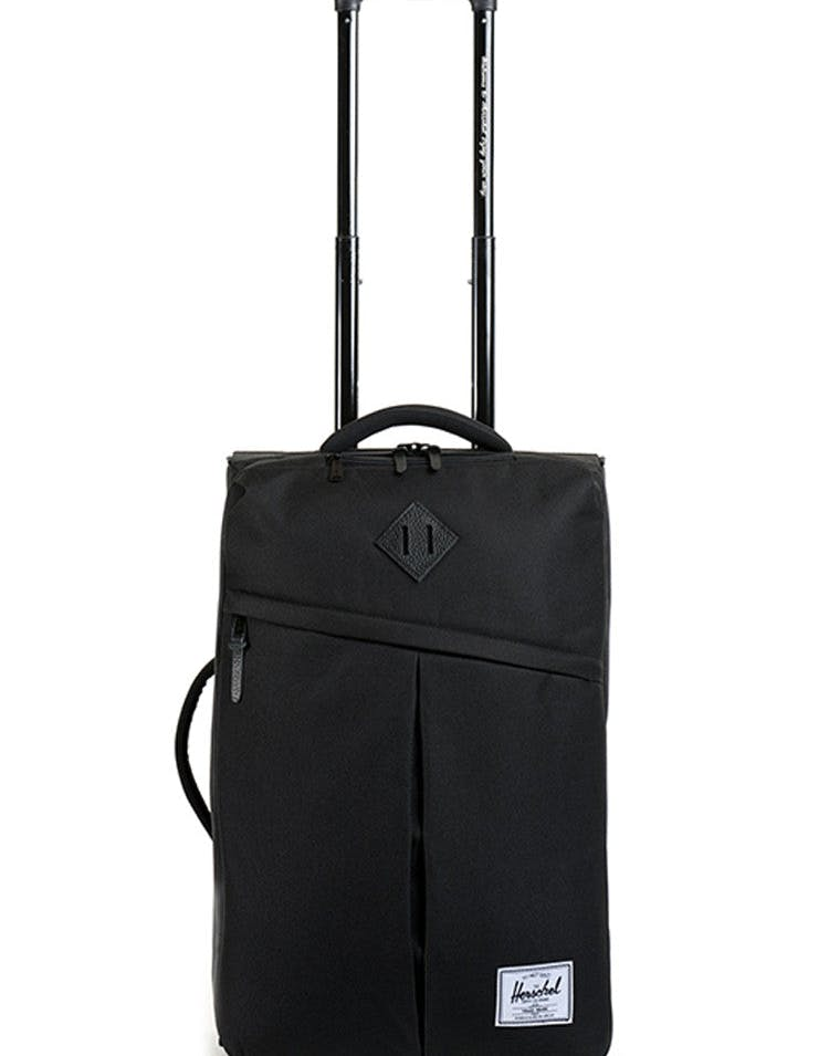 Campaign Wheelie Bag Black