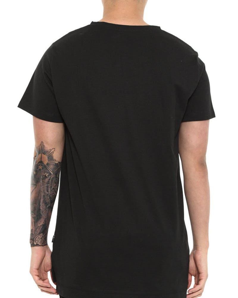 Staple Script Statique SS Tee Black