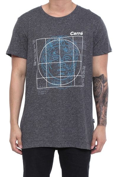 Airwaves Statique Tee Charcoal