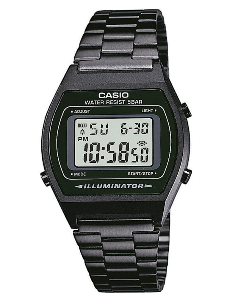 Casio Digital Led Black