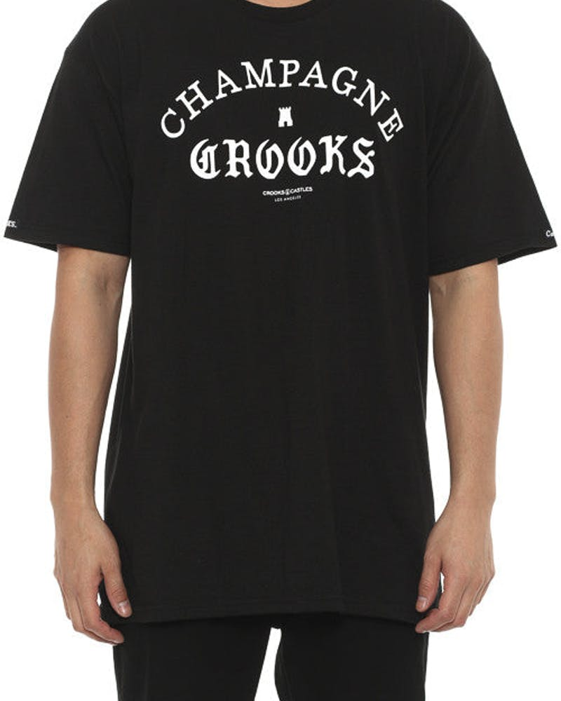 Four Cees Tee Black